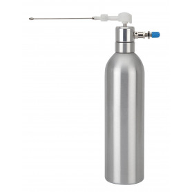 Bombe aérosol rechargeable 650 ml