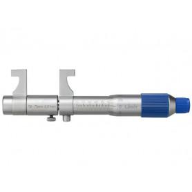 Micromètre d'intérieur 50-75mm avec bague de réglage
