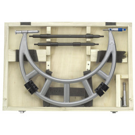 Set de micromètres extérieurs analogiques 400-500mm