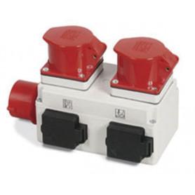 Déclencheur automatique d'aspiration 2x (1x230V) - 2x (3x400V)