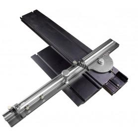 Chariot de coupe 1500 mm pour scie circulaire sur table
