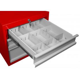 Compartiment pour tiroirs