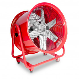 Ventilateur extracteur mobile 600mm - 2200W 380V