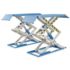 Pont élévateur à ciseaux électrohydraulique 3.5T OMCN 718 1.9m
