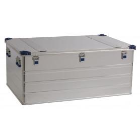 Malle aluminium empilable 425l