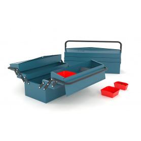 Boîte à outils 5 étages 430mm
