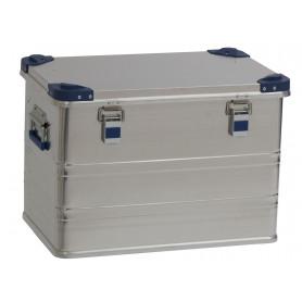 Malle aluminium empilable 73l
