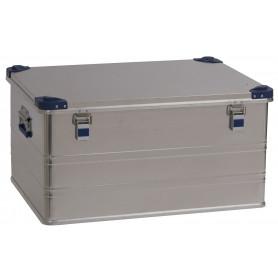 Malle aluminium empilable 157l