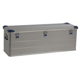 Malle aluminium empilable 153l
