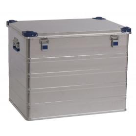 Malle aluminium empilable 243l