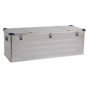 Malle aluminium empilable 400 l