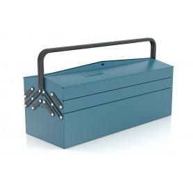 Gereedschapskoffer 5 compartimenten lengte 530mm
