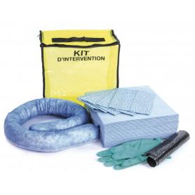 Kit d'intervention pour liquides