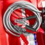 Station de ravitaillement diesel 220L en PE pompe 12V + pistolet auto
