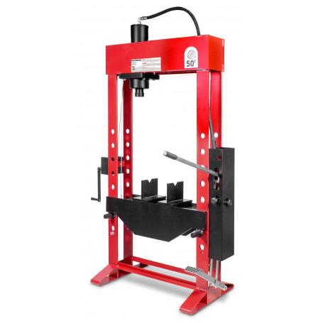 Presse hydraulique d'atelier manuelle 30 t