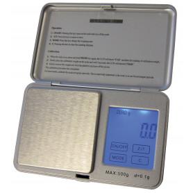 Balance de précision jusque 500 grammes