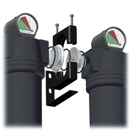 Kit de connexion pour filtres à air