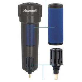 Pré-filtre / microfiltre jusqu'à 1 μm