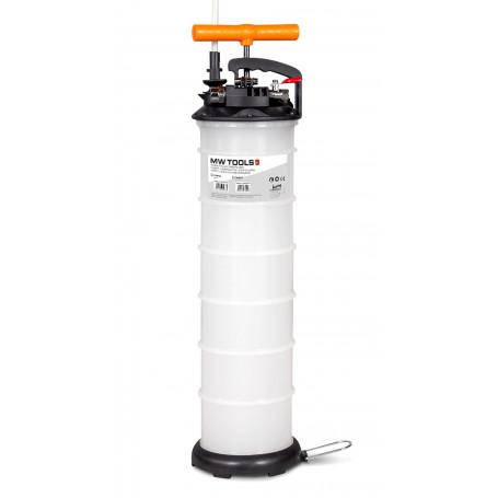 Pompe d'aspiration de liquide vidange huile moteur 6L