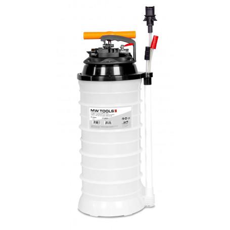 Pompe d'aspiration de liquide vidange huile moteur 10,5L