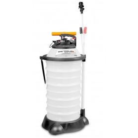 Pompe d'aspiration de liquide vidange huile moteur 18L