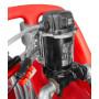 Caddy ravitailleur diesel mobile 110L en PE avec pompe 12V + pistolet