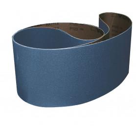 Bandes abrasives Zirkonium métal 100x1220
