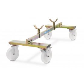 Chariot support d'essieu pour véhicules 800 kg