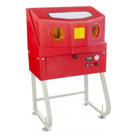 Cabine de nettoyage à haute pression