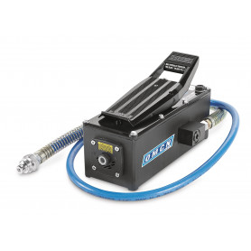 Pompe à pied hydropneumatique 640 bars