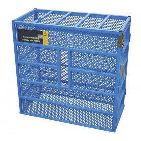 Cage de sécurité pour pneus de grande taille OMCN O7050