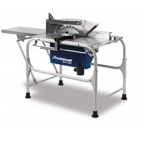 Scie à table bois ø 500 mm, 4,2 kW 380 V Holzkraft BKS500