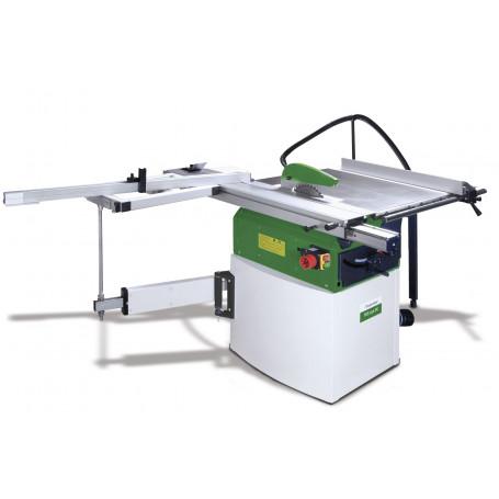 Scie à table pour le bois ø 250 mm Holzstar TKS250SC 230V