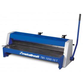 Outlet: 2ème main : peut présenter des traces d'utilisation.: Cisaille guillotine manuelle 1050 x 1 mm