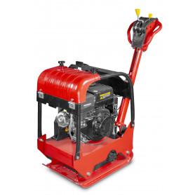 Outlet: 2ème main : peut présenter des traces d'utilisation.: Compacteur à plaque vibrante avec moteur 30 kN - 9 CH