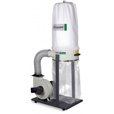 Aspirateur à copeaux 2533 m³/h - 1,5 kW - 1x230V Holzstar SAA2001