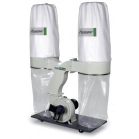 Aspirateur à copeaux 3910 m³/h - 2,2 KW - 1x230V Holzstar SAA3001