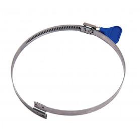 Collier de serrage papillon 100mm MW-Tech IDC-0017
