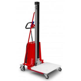 Chariot élévateur électrique 150 kg 1500 mm MW-Tools EHT150