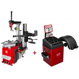 Set démonte-pneu BT300H + équilibreuse de roues BB350 MW-Tools BT300H SET3