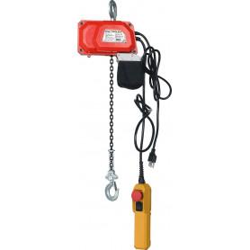 Palan à chaîne électrique 150 kg 240 W MW-Tools KT150