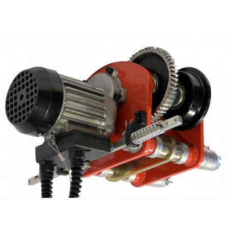Chariot électrique pour palans MW-Tools HNRET1T