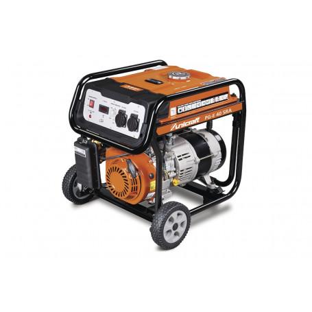 Groupe électrogène essence 2,8 kW réservoir 15 L Unicraft PG-E30SRA