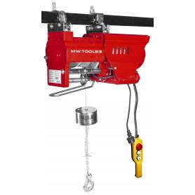 Palan électrique rapide 300/600 kg MW-Tools SL30040