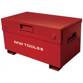 Coffre de chantier métal 363 L MW-Tools MWB445
