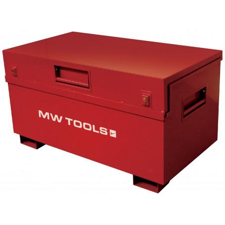 Coffre de chantier métal 45 L MW-Tools MWB445