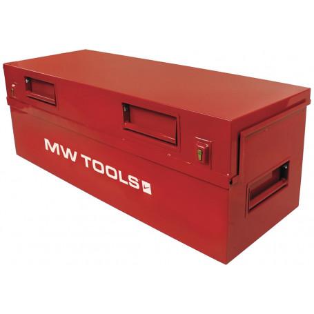 Coffre de chantier métal 265 L  MW-Tools MWB265