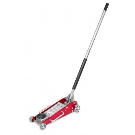 Cric rouleur hydraulique 2,5 t - Alu et acier MW-Tools CAT25ALU
