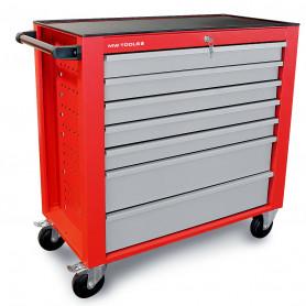 Servante d'outils 7 tiroirs large MW-Tools GW207