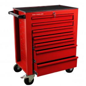 Servante atelier 7 tiroirs MW-Tools GW107R